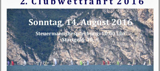 Clubregatta im SC Gotha am 14.08.2016