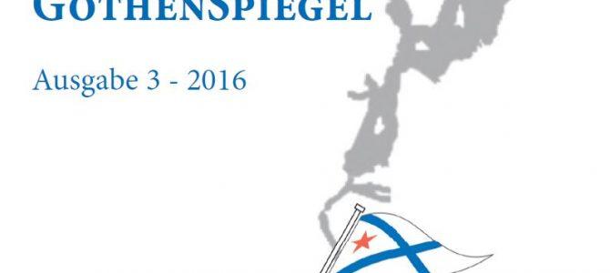 Gothenspiegel 3-2016 bitte abholen!