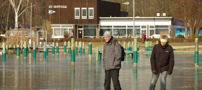 Winterspaß im SC Gothia