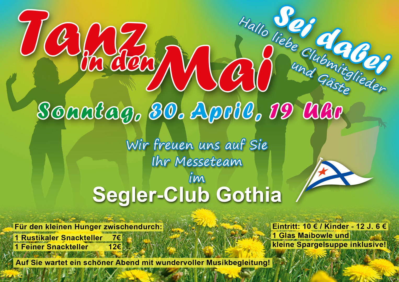 Baden Baden Tanz In Den Mai