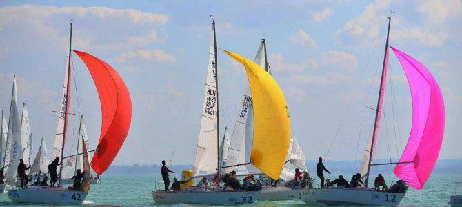 J24 – Europameisterschaft auf dem Balaton