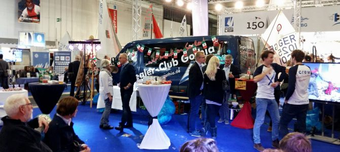 SC Gothia auf der Boot & Fun 2019