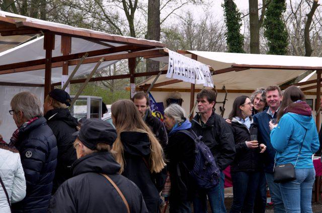 Ansegelfeier 2018 der Bezirke Unterhavel und Wannsee des Berliner Segler-Verbandes im Segler-Club Gothia e.V. - Photo © SailingAnarchy.de