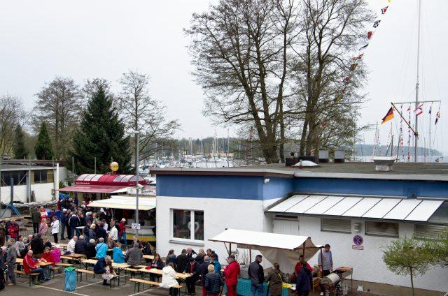 Ansegelnfeier 2018 der Bezirke Unterhavel und Wannsee des Berliner Segler-Verbandes im Segler-Club Gothia e.V. - Photo © SailingAnarchy.de