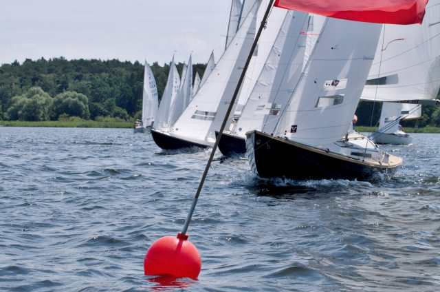 Gothenschild 2018 - Start WF 2 - Photo © SailingAnarchy.de