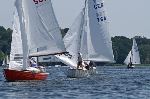 Gothenschild 2018 - Windloch vor dem Gate - Photo © SailingAnarchy.de