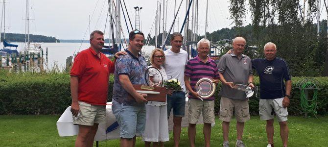 Pummel Kuke Preis für STAR Boote des SC Gothia