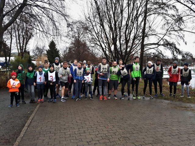 Neujahrslauf des SC Gothia 2019 - Aktiver Start ins neue Jahr auf der Uferpromenade - Photo © SC Gothia