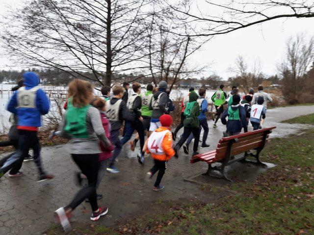 Neujahrslauf des SC Gothia 2019 - Ab geht die wilde Jagd! - Photo © SC Gothia