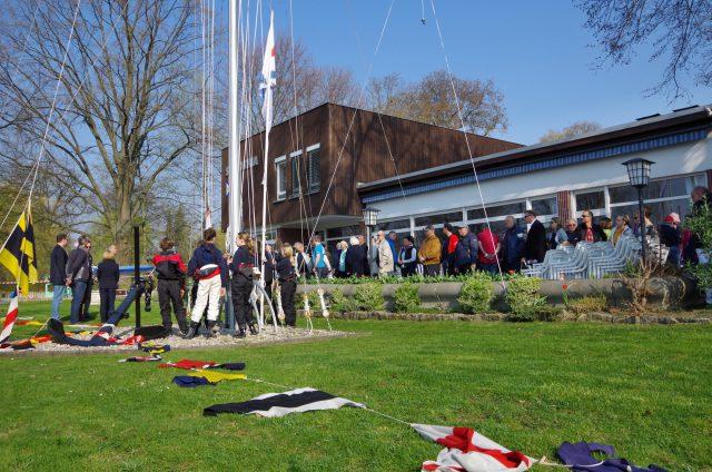 Ansegeln 2019 - Alles bereit zur Saisoneröffnung - Photo © Sailinganarchy.de