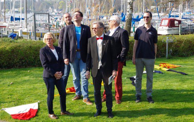 Ansegeln 2019 - Vorstand des SC Gothia - Photo © Sailinganarchy.de