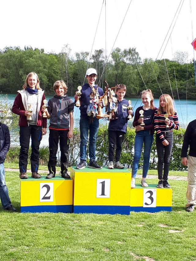 Teeny - Kleine Hexe Northeim - Florett v.W. & Henriv.W., Platz 2; Allegra P. & Chayenne B., Platz 3 - Photo © Stephan Arlt