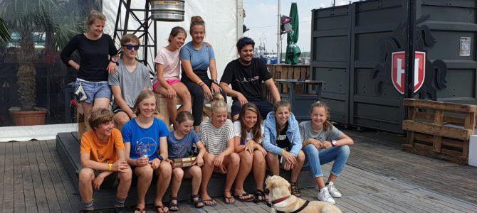 Teenys erfolgreich in Travemünde
