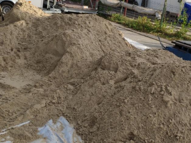 Sand, Baby, gib mir Spielsand! Photo © Mieze
