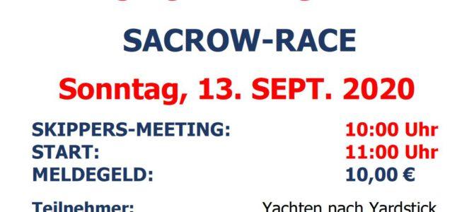 Club-Regatta September: Ausschreibung und Bahnkarte